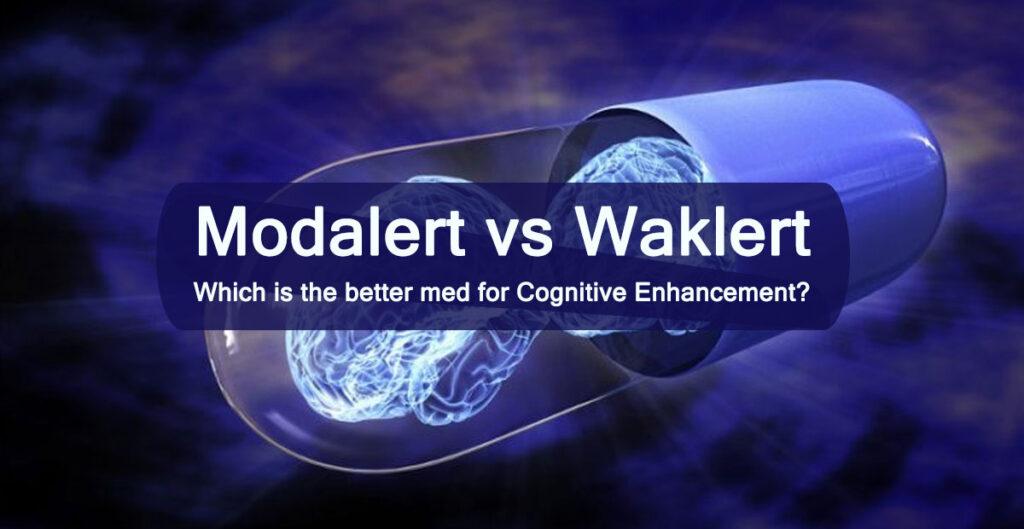 Modalert Vs. Waklert: What keeps you More Alert & Active?