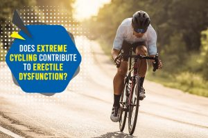 Does Extreme Cycling contribute to Erectile Dysfunction?